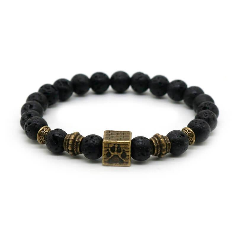 Dog-Paw-Stone-Bead-Bracelet-2