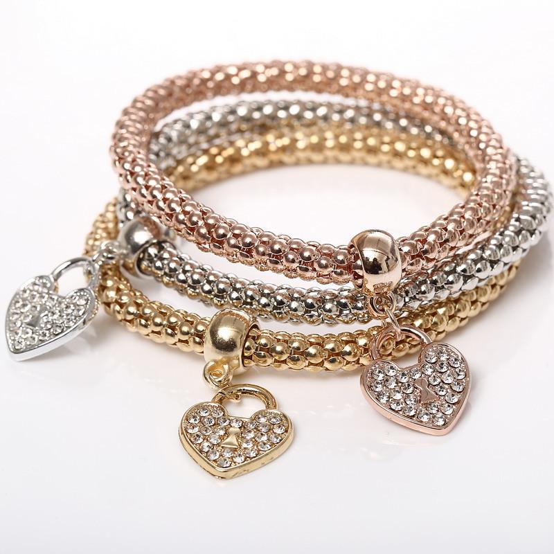 Heart-Charm-Bracelet-Set-1