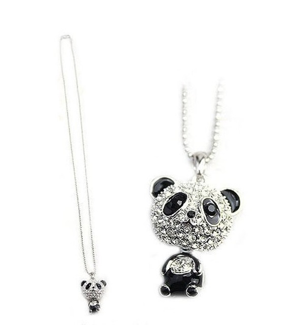 Pretty-Enamel-Panda-Pendant-Necklace-Women-Crystal-Accessories-Sweater-Chain-Jewelry-Manufacturing-Clothing-Accessories-HL-281_0
